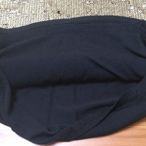 INC International Concepts Tops - INC Cold Shoulder Sequins Top